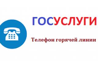 Телефон горячей линии Мос.ру, как написать в службу поддержки