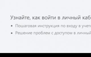 Госуслуги Челябинск личный кабинет