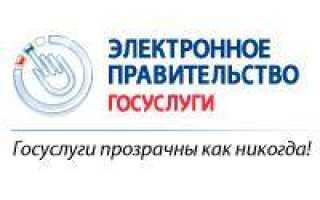 Подтверждение личности на портале государственных услуг Российской Федерации «Gosuslugi.ru»
