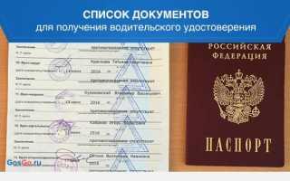 Где вы будете получать водительское удостоверение: что писать на Госуслугах