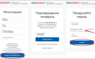Как заказать кредитную историю через портал Госуслуг: инструкция пошагово