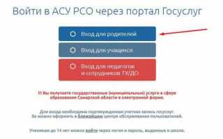 АСУ РСО Чапаевск — как осуществить вход на сайт