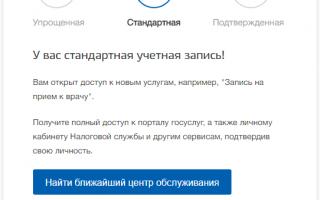 Личный кабинет Госуслуги Санкт-Петербург – официальный сайт, вход, регистрация